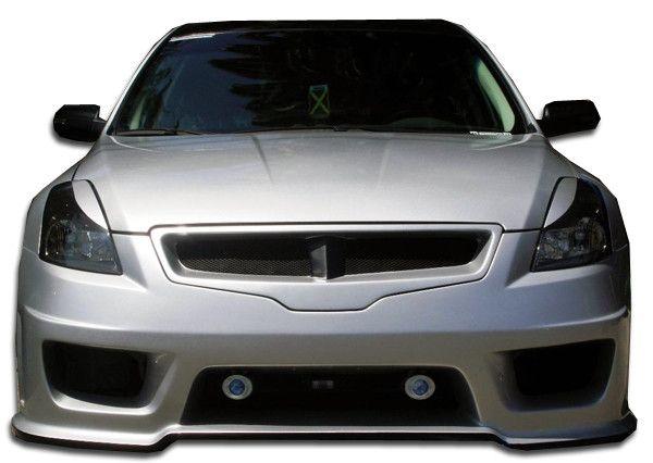2007-2009 Nissan Altima 4DR Duraflex Sigma Front Bumper Cover - 1 Piece