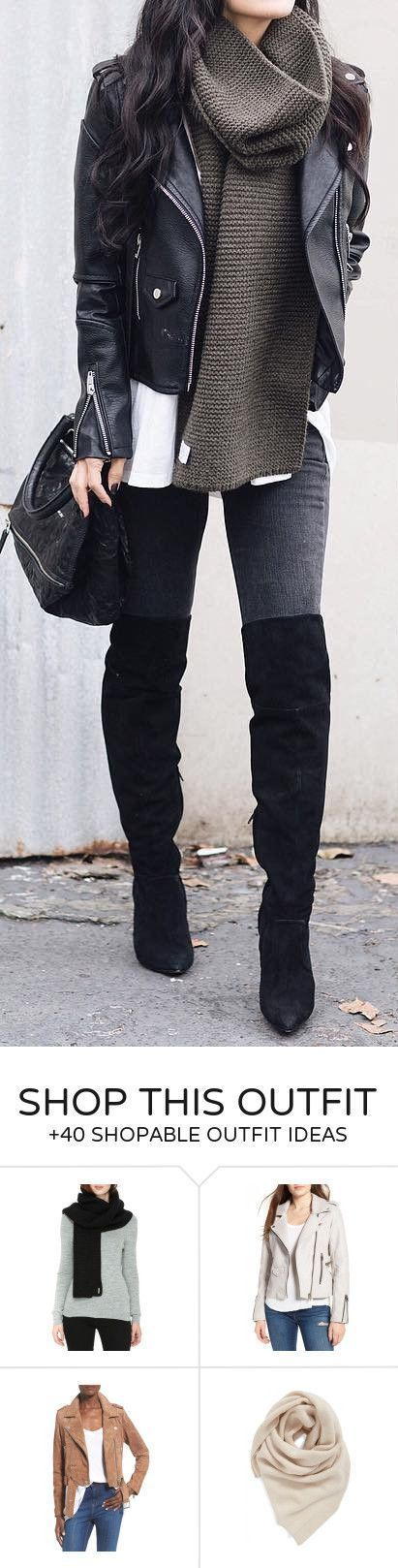 Style Combine Winter 2018 5 beste Outfits