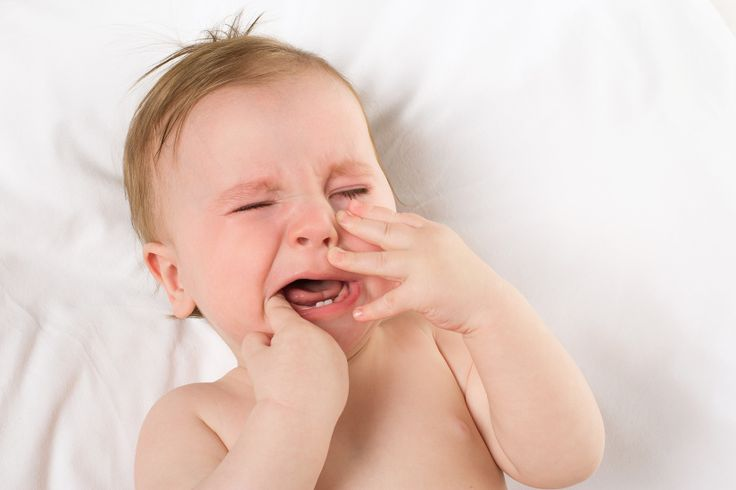 When your little one is teething, it's very possible that they'll develop a teething rash on their face. Here's what you should do about it.