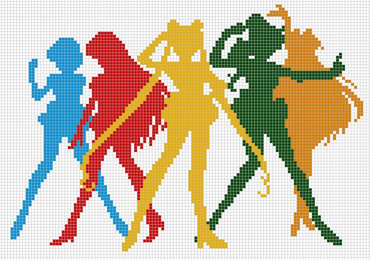Best 25+ Sailor moon crochet ideas on Pinterest Sailor ...