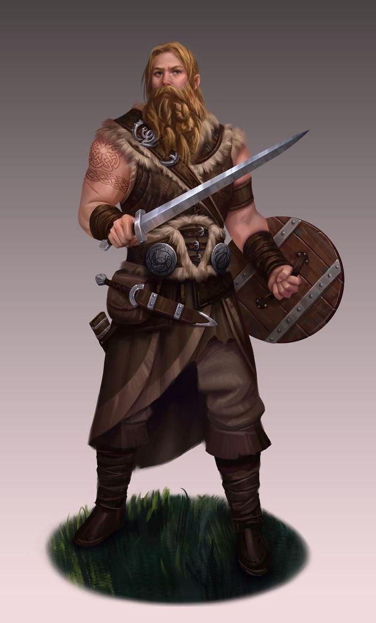 Furl Hawken in 2019 | Fantasy characters, Character art ...