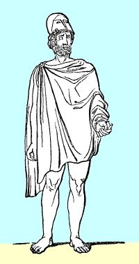 Romans latins clothing