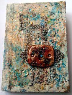 [460] Nowy art journal dla nowego DT art journal cover