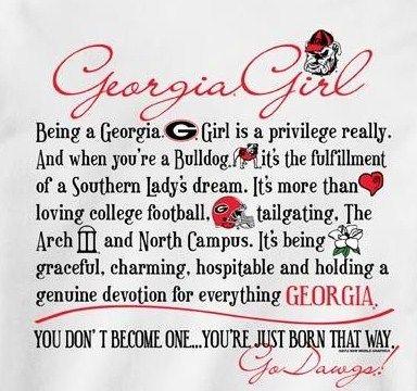 (G)EORGIA GIRL