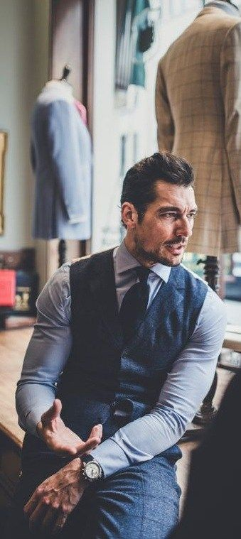 Simple rules and tips to make sure the waistcoat is a success!
