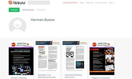 http://issuu.com/marketing_educacional