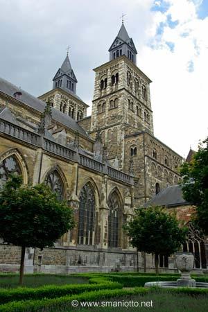 Sint Servaasbasiliek, Maastricht, Limburg, The Netherlands