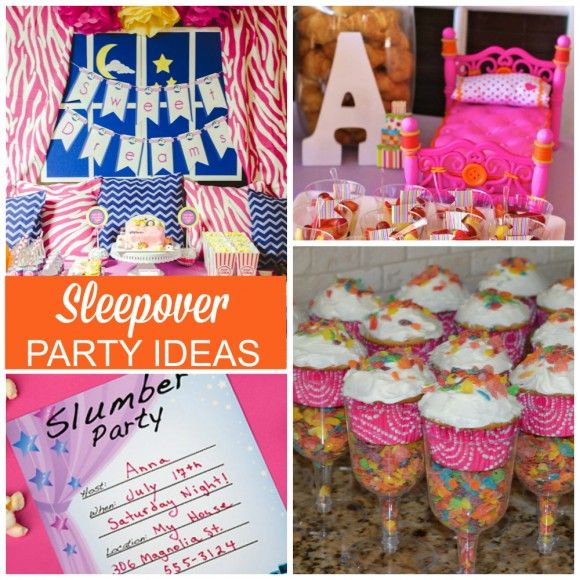 Kids Have Loved Having Sleepover Parties For Generations Now And Heres 13 Party Ideas To Make Your Super Fun