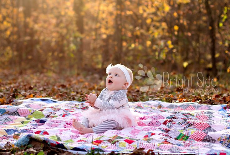 Ellee: 9 Months {Indianapolis, IN Baby Photographer}