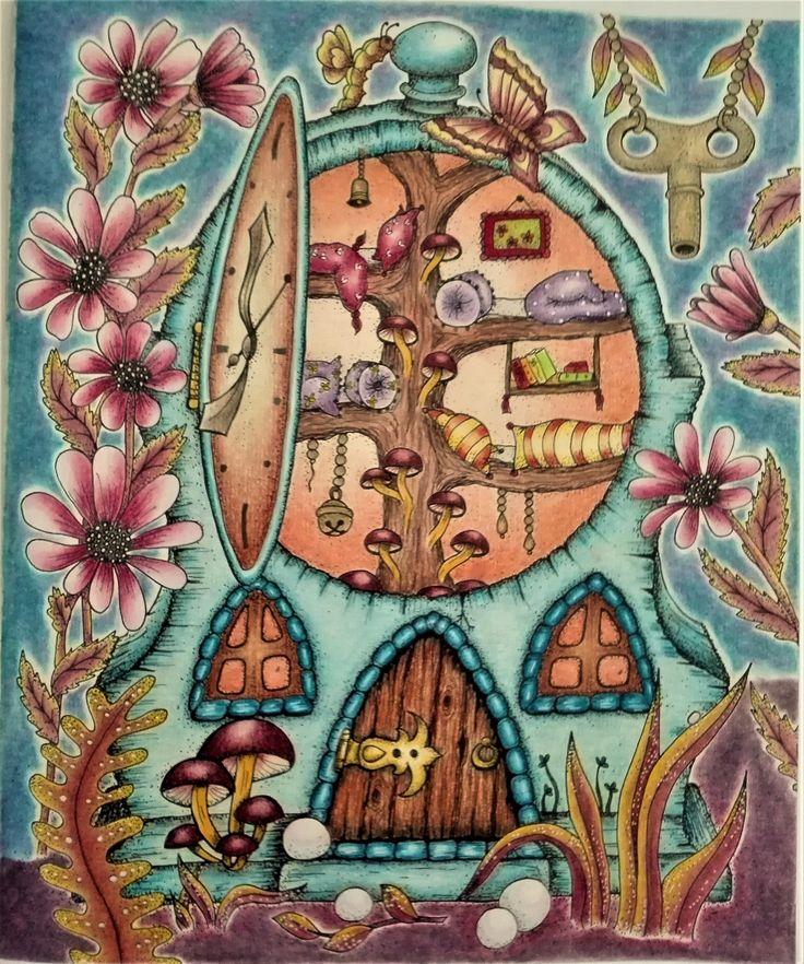 Čarovné lahodnosti; pastelky Prismacolor premier
