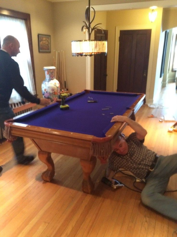 1000+ images about Pool Table Movers on Pinterest | Stop ...