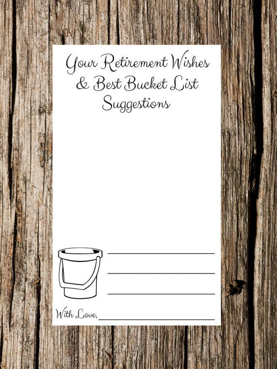 13 best zip retirement images on Pinterest Craft, Creative and - best of free invitation templates for retirement party