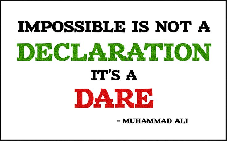 ~ Quotes ~ Mohammad Ali ~ Life ~ Courage ~