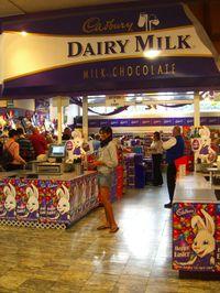 Cadbury Chocolate Factory Tour and Derwent River Cruise from Hobart #chocolatetours #hobart