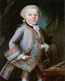 Wolfgang Amadeus Mozart - Wikipedia, den frie encyklopædi