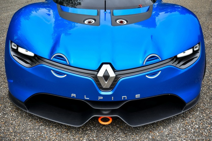 Renault Alpine A110-50 Concept with Nissan V6 Revealed in Full Detail with More than 70 Photos - Carscoop