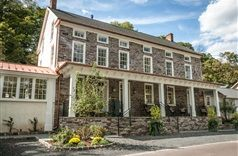 **Golden Pheasant Inn** in Erwinna, Pennsylvania | B&B Rental Nightly Rates from $194 - $295
