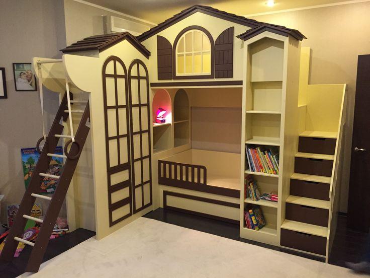Сказочная детская мебель – Галерея работ