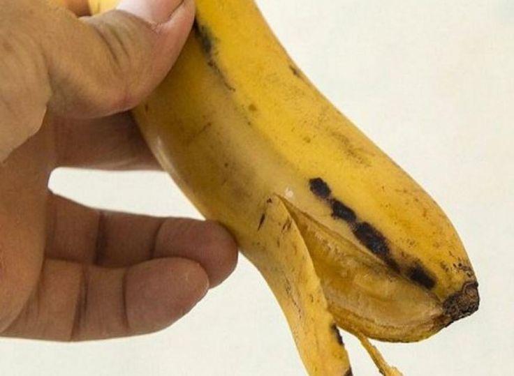 12 choses pratiques à faire avec les pelures de bananes