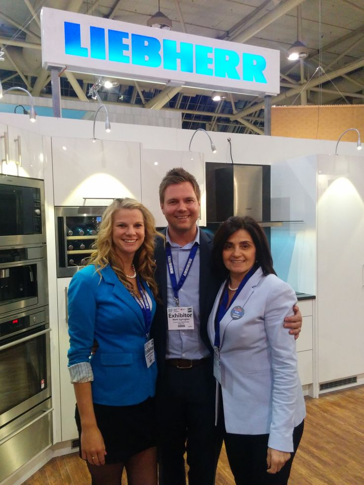 The three #masterminds behind #eurolineappliances West division in Vancouver