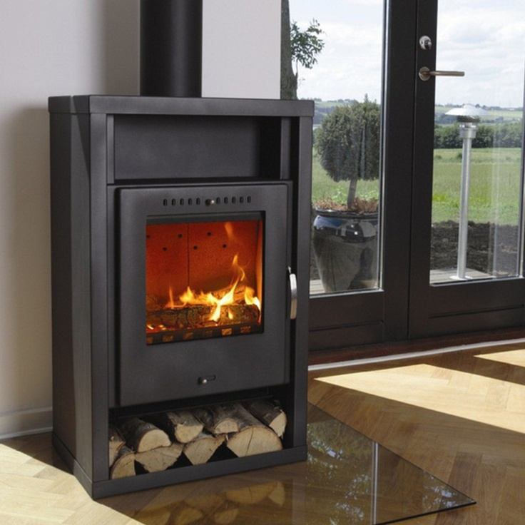 Woodburning Stove Asgard 2 Danish Design 7kW + £50 Flue Voucher | eBay £599