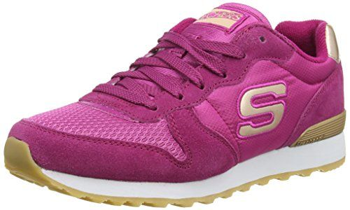 Skechers OG 85GoldN Gurl Damen Sneakers - http://on-line-kaufen.de/skechers/skechers-og-85-goldn-gurl-damen-sneakers