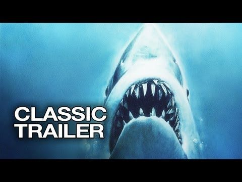 Jaws Trailer - Directed by Steven Spielberg and starring Roy Scheider Robert Shaw Richard Dreyfuss Lorraine Gary and Murray Hamilton An insatiable great white shark terrorizes the townspeople of Amity Island, The police chief, an oceanographer and a grizzled shark hunter seek to destroy the bloodthirsty beast.    Universal - 1975