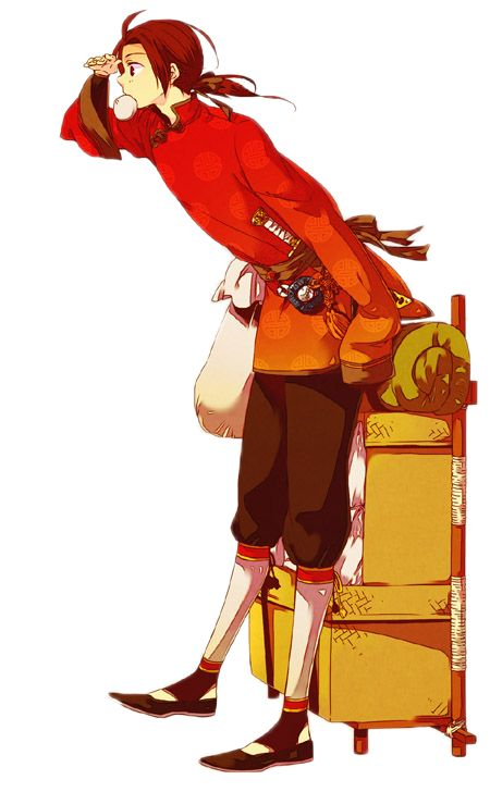 30 DAY HETALIA CHALLENGE--- Day 4: character you'd go shopping with--- Obviously it would be China (Yao Wang)! He is a great cook (Meaning I love Chinese food). I could learn a thing or two from him!