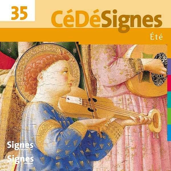 CédéSignes 35 Eté-Interprètes Divers-Bayard Musique