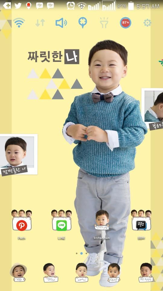 My themes of Song Manse @SongTriplets