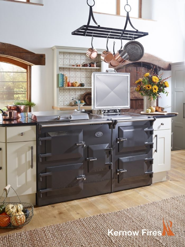 Kernow Fires love Everhot Electric Range Cookers! Find out why: http://www.kernowfires.co.uk/news/ #everhot #electric #range #cooker #cooking #heating #kitchen #modern #contemporary #traditional #kernowfires #wadebridge #redruth #cornwall