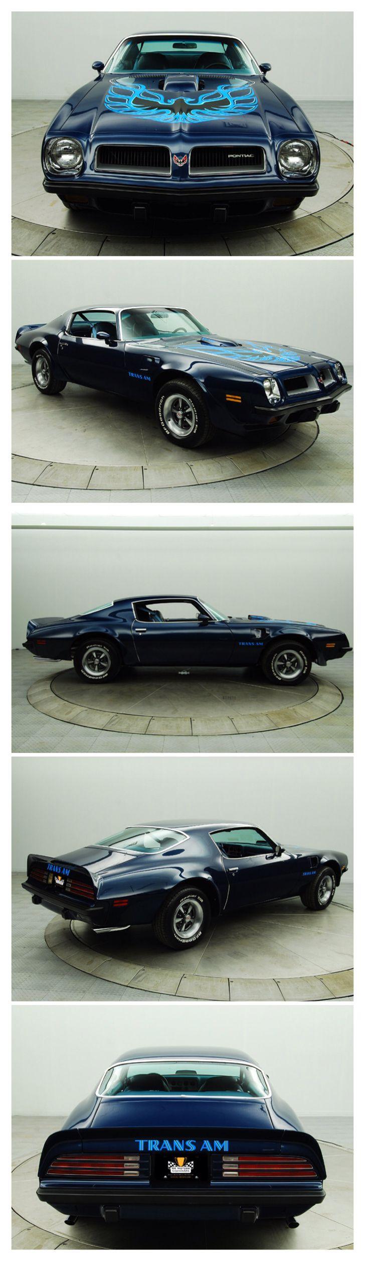 1974 Pontiac Trans Am-Super Duty