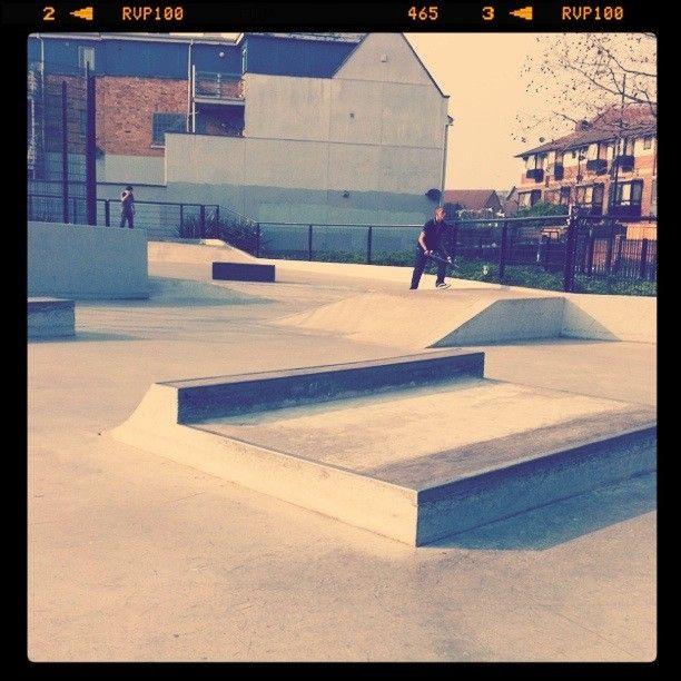 Mudchute Skatepark