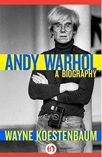 andy warhol biography book - Google Search