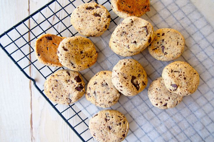 Low Fructose Choc Chip Cookie Recipe