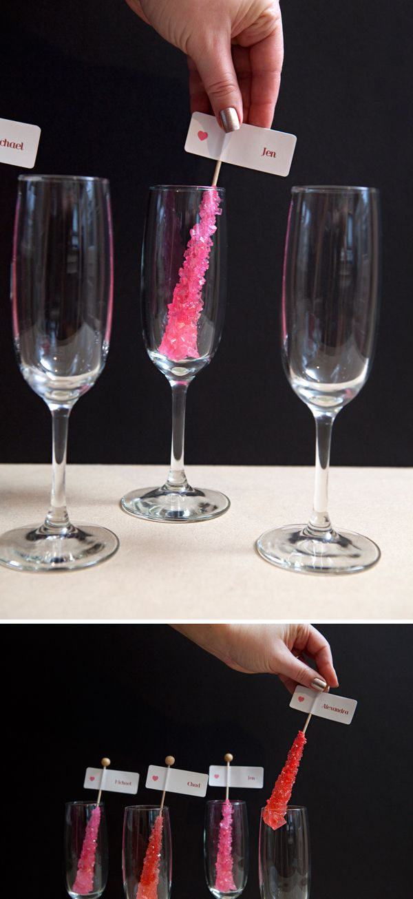 25+ Best Ideas About Champagne Escort Cards On Pinterest