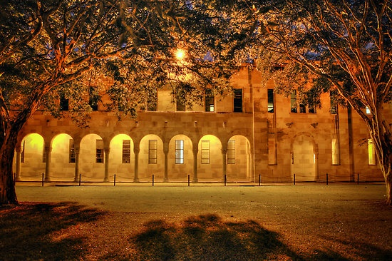 Great Court | The University of Queensland
