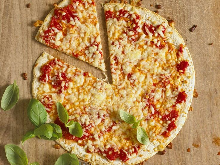 I love the thin crust pizzas and wheat tortilla wraps made an ideal