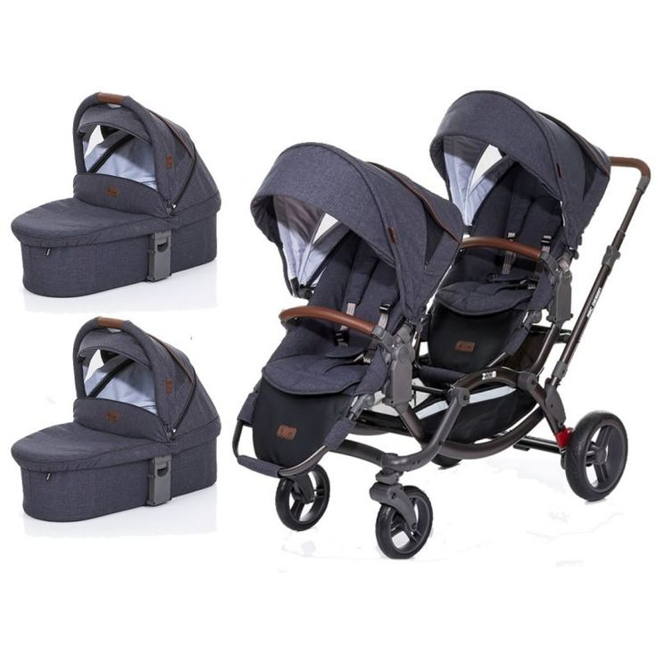 Zwillingskinderwagen abc  The 25+ best Tandem prams ideas on Pinterest | Double stroller ...