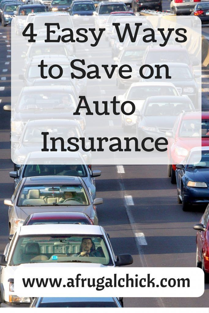 Save On Insurance With These Four Steps Car Insurance Saving Money