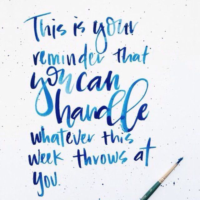 Busy week ahead - especially for our Y7s (End of Year Exams) & 8s (CE Exams). Good Luck Here is a bit of #mondaymotivation!
