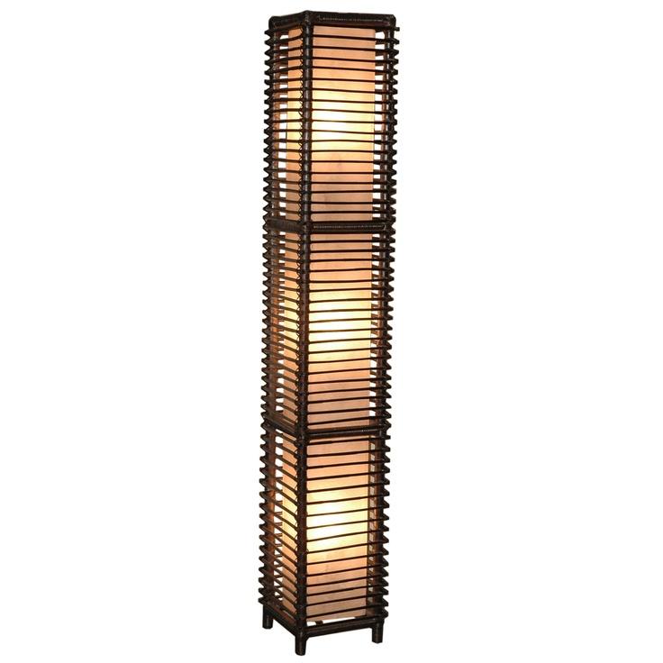 30 best Paper lights images on Pinterest Lighting ideas, Floor - living room light stand