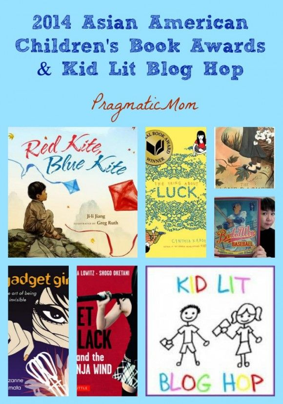 APALA best asian american books for kids 2013 #kidlit #multicultural via @PragmaticMom