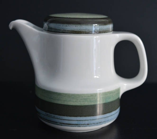 vintage k nnchen mit deckel gr n blau sch nwald porzellan made in germany food styling. Black Bedroom Furniture Sets. Home Design Ideas