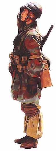 Regio Esercito - Capitano, 184ma Divisione Paracadutisti, 1942