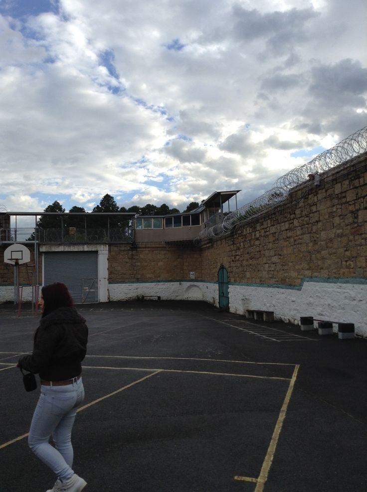 The Beechworth Prison