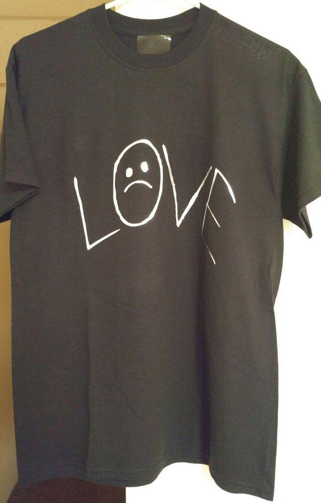 75edd077b Lil Peep Gothboyclique Love T shirt Men Medium EXTREMELY RARE!! Exact  tattoo GBC #Unbranded #BasicTee