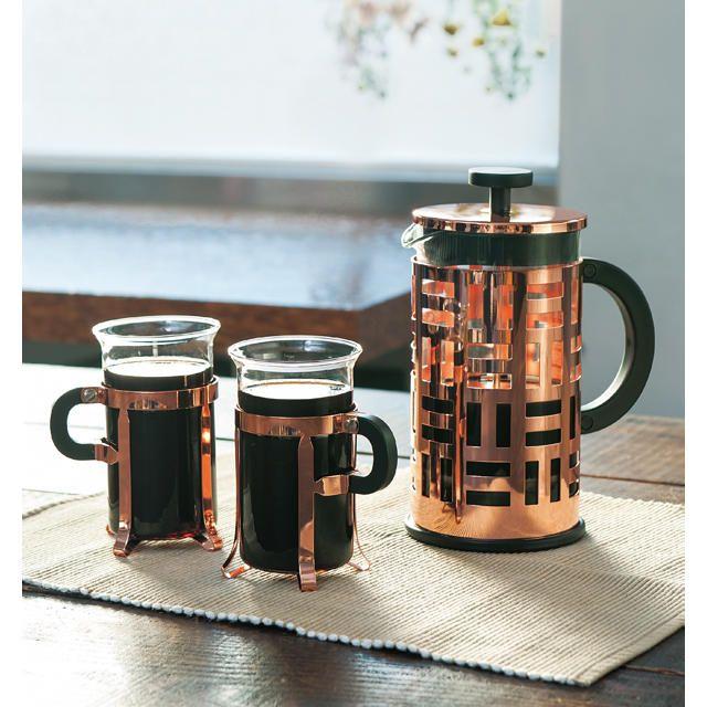 Bodum ボダム のchambordコーヒーグラス 2個セット 通販 集英社flag Shop コーヒー グラス ボダム
