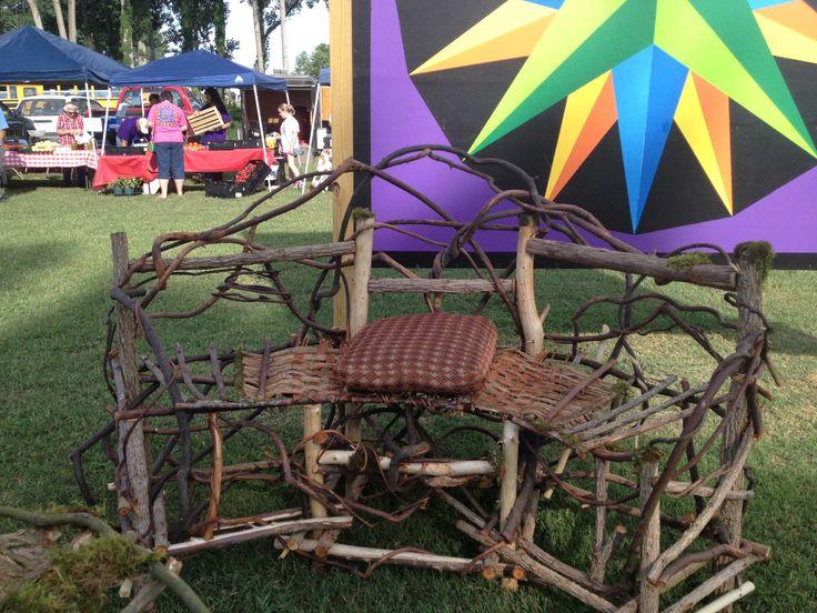 Willow Furniture by Scott Turman.