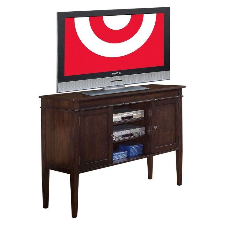 Carlton Tall TV Stand Brown 54   Simpli Home. 17 Best ideas about Tall Tv Stands on Pinterest   Tall tv cabinet